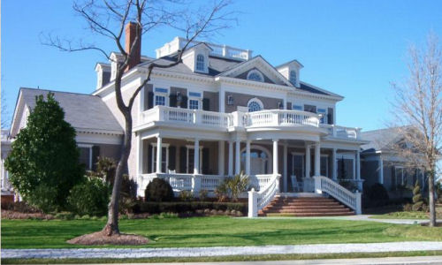 Southern plantation style home plans house plans Southern colonial style house plans