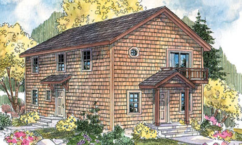 House 31025 blueprint details floor plans for Early american house styles