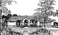 Adobe and Southwestern Home Plans – House Plans and More