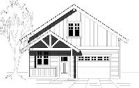 Bungalow Home Plans and Craftsman Bungalow Style Home Floor Plans
