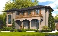 italian style home plans